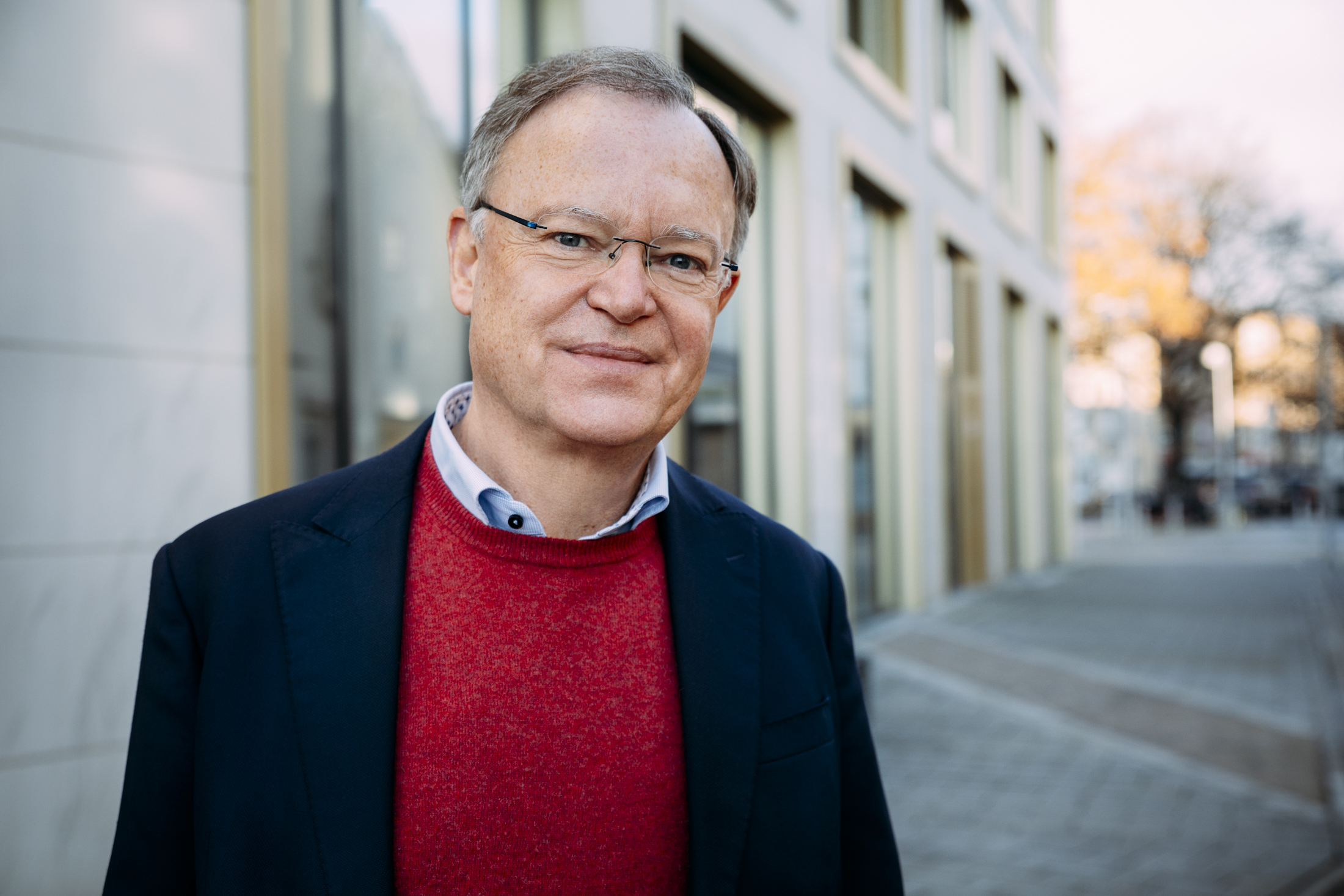 Portrait von Stephan Weil